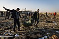 Boeing 737-800 crashed near Imam Khomeini international airport 2020-01-08 03.jpg