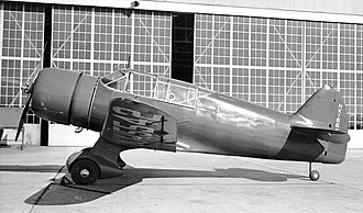 Thorp T-5 - The T-5 at Oakland Airport in 1939