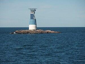 Bogskär - The lighthouse of Bogskär
