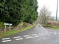 Bolehill Lane - Junction with Northedge Lane - geograph.org.uk - 345477.jpg
