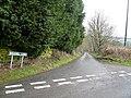 Bolehill Lane - Junction with Northedge Lane - geograph.org.uk - 345477.jpg
