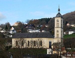 Bollendorf - Catholic parish church Sankt Michael