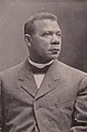 Booker Taliaferro Washington, The National cyclopedia of the colored race; (IA nationalcycloped00unse) (page 9 crop).jpg