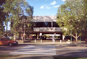 Boondall - Brisbane Entertainment Centre, 2001