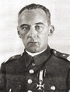 Polish historian and general