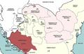 Bosnia Eyalet, Central europe 1683.png