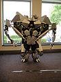 BotCon 2011 - Transformers cosplay - Starscream loses his head (5802618900).jpg