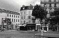 Boulevard Haussmann & Rue du Faubourg-Saint-Honoré, Paris 2012.jpg