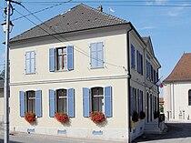 Bouxwiller (Haut-Rhin), Mairie.jpg