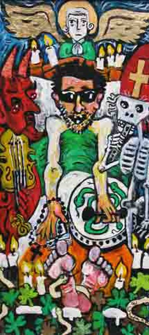 Shane MacGowan - Boy From The County Hell by Brian Whelan