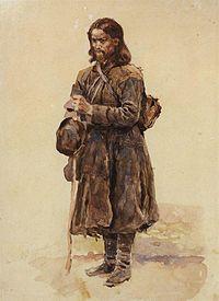Boyaryna Morozova by V.Surikov - sketch 17.jpg