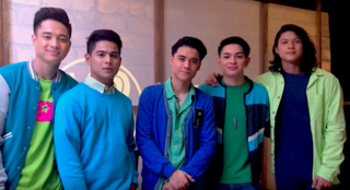 BoybandPH All male pop group in the Philippines, winners of the 2016 reality show, Pinoy Boyband Superstar
