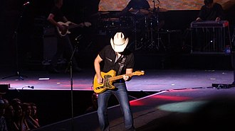 Brad Paisley - Paisley at the Country 2 Country Festival, Dublin, Ireland, March 15, 2014