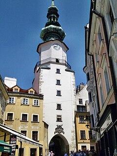 Bratislava fortifications