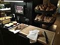 Breads in the breakfast buffet (43887011634).jpg