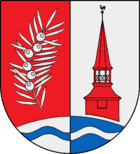 Coat of arms of the municipality of Breitenberg