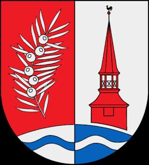 Breitenberg, Schleswig-Holstein - Image: Breitenberg Wappen