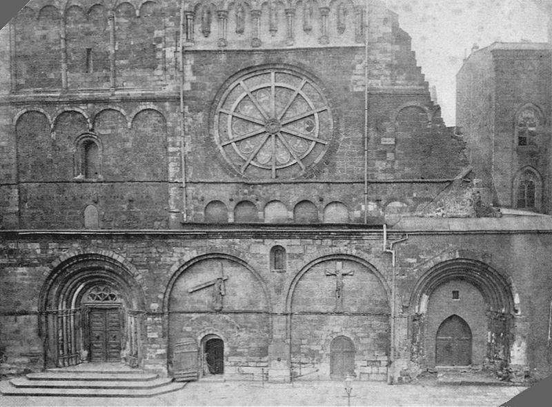 File:Bremer Dom unt Westfassade Foto v1887.jpg
