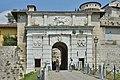 Brescia Castello fortificazioni ingresso 500esco.jpg
