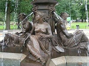 Brewer Fountain - Brewer Fountain