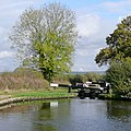 Brick Kiln Lock near Gailey, Staffordshire - geograph.org.uk - 1577014.jpg