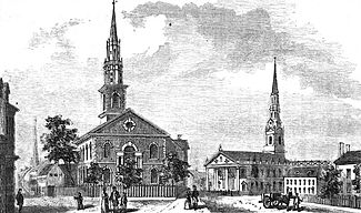 Old Brick Church New York City