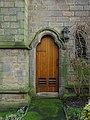 Bridge House (St Luke's Church), Doorway - geograph.org.uk - 671614.jpg