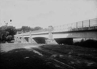 Bridge, Glasbury