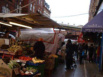 Brixton Market - Brixton Market
