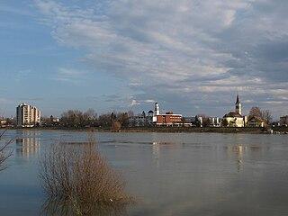 Brod, Bosnia and Herzegovina Town and municipality