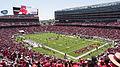 Бронкос против 49ers предсезонных игр в Stadium.jpg Леви