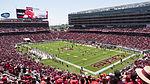 Broncos vs 49ers preseason game at Levi's Stadium.jpg