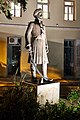 Bronze statue of the Greek officer Giannis Makrigiannis by the sculptor Giannis Pappas.jpg