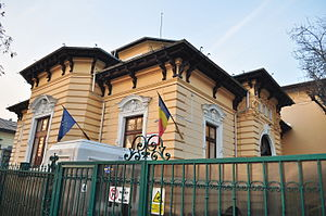 Education in Romania - Kindergarten No. 73 on Splaiul Independenței, Bucharest