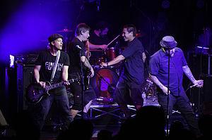 Buck-O-Nine - Performing live in Santa Ana, CA 2012