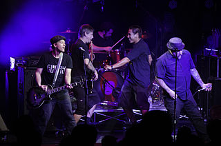 Buck-O-Nine band