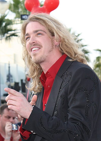 Picture of a band or musician: Bucky Covington