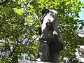 Bucuresti, Romania, Str. Vasile Lascar sect.2; Statuia lui Vasile Lascar; B-III-m-B-20001 (detaliu 3).JPG