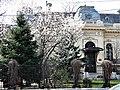 Bucuresti, Romania. Casa Oamenilor de Stiinta. (CASA ASSAN) Aprilie 2018. (detaliu 2)(B-II-m-B-19009).jpg