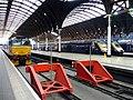 Buffers, Paddington Station, London - geograph.org.uk - 2481797.jpg
