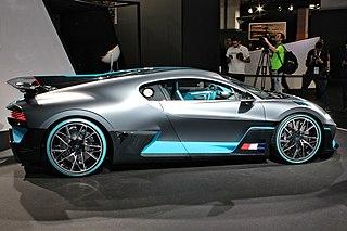 Bugatti Divo, Paris Motor Show 2018, IMG 0709
