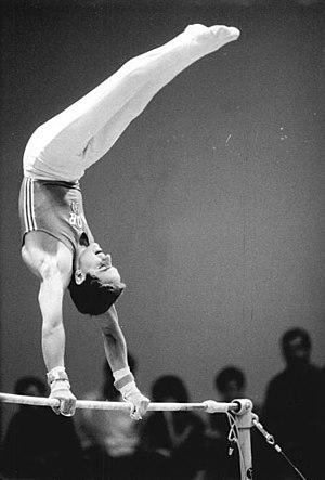 Los gimnastas de gimnasia artistica caracteristicas fisicas