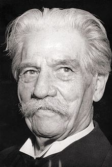 alt=Description de l'image Bundesarchiv_Bild_183-D0116-0041-019,_Albert_Schweitzer.jpg.