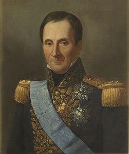 Édouard Thomas Burgues de Missiessy French sailor