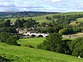 Burnsall Village from the Barden Road - geograph.org.uk - 946841.jpg