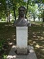 Bust of Karoly Ferenczy by Istvan Tar, 2017 Margaret Island.jpg