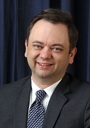 David Byerman - Headshot of David A. Byerman Director of the Legislative Research Commission