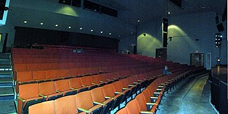 Contemporary American Theater Festival - The CATF Frank Center Stage interior