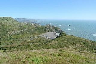 California coastal prairie