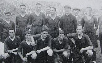 CA Paris-Charenton - CA Paris-Charenton, runner-up Coupe de France 1928